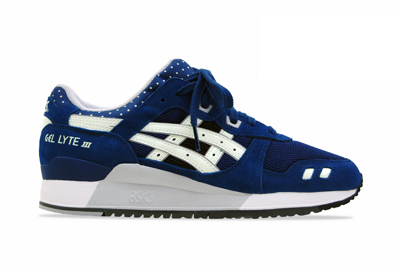 "ASICS Gel Lyte III ""Glow-In-The-Dark"""