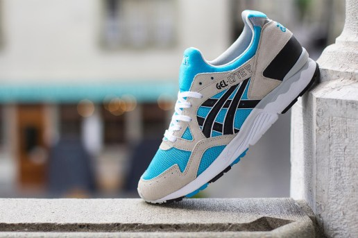 "ASICS Gel Lyte V ""Atomic Blue"""