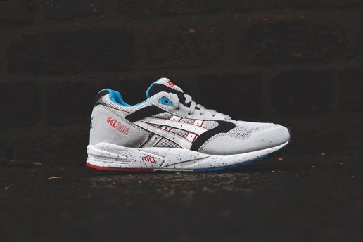 "Asics Gel Saga ""Exploration Tech"" Soft Grey/White"