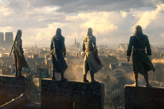Assassin's Creed: Unity E3 Trailers
