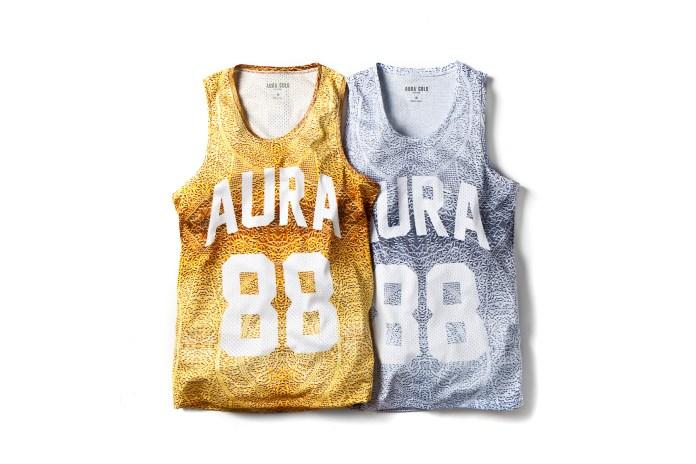 Aura Gold 2014 Spring/Summer Tank Tops