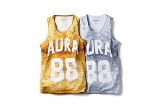 Aura Gold 2014 Spring/Summer Tank Tops