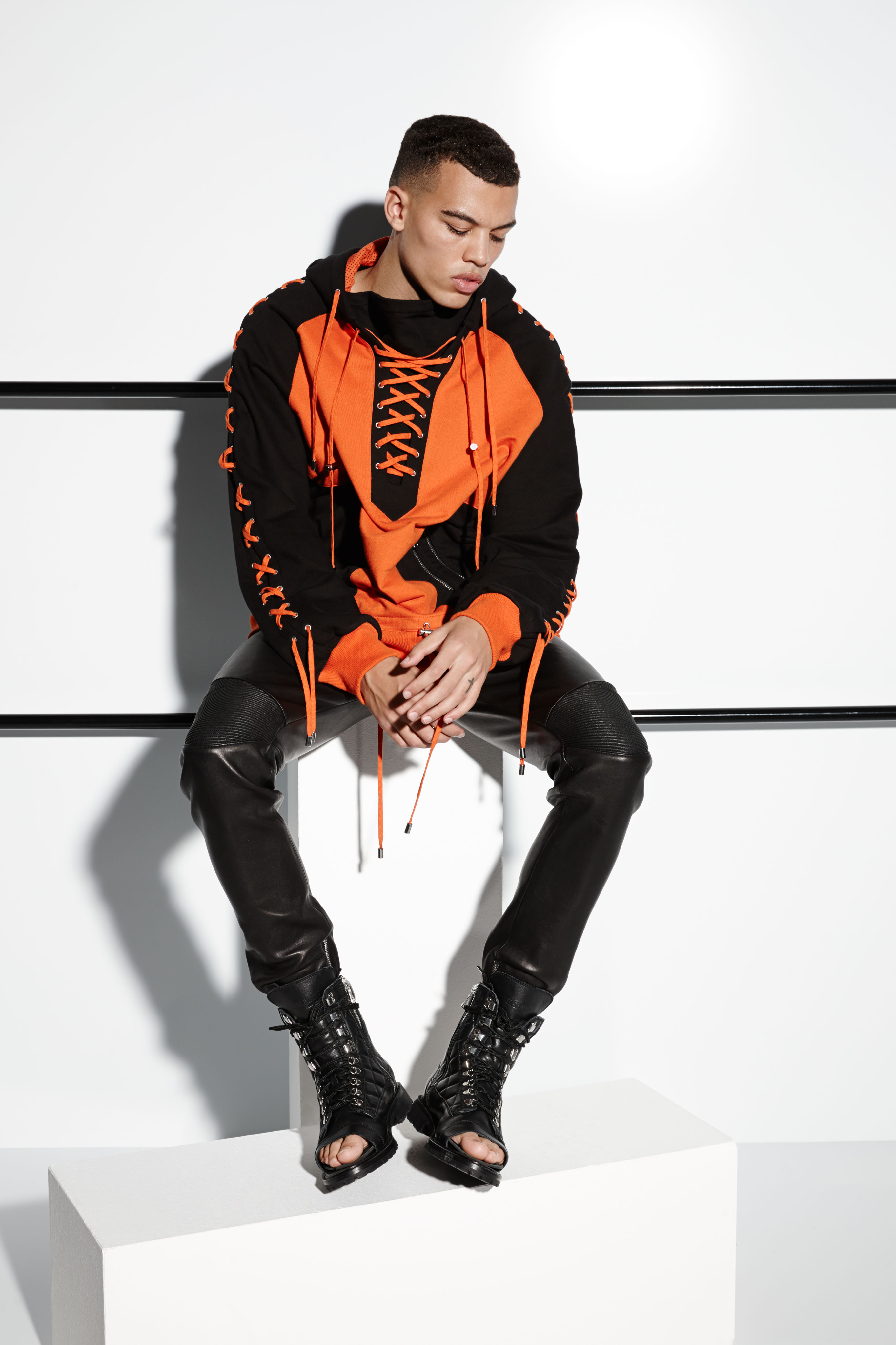 Balmain 2015 Spring/Summer Collection