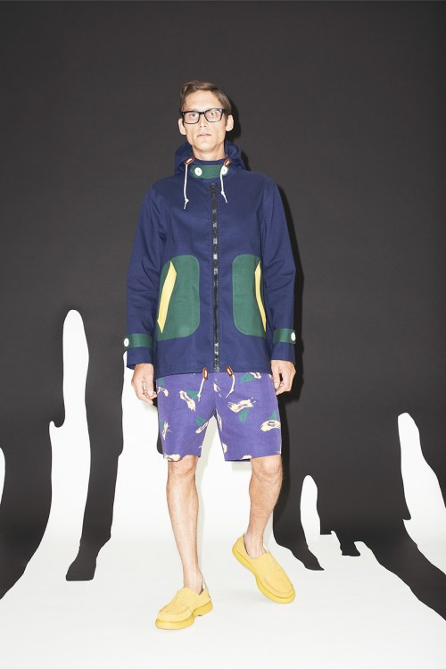 Band of Outsiders 2015 Spring/Summer Collection
