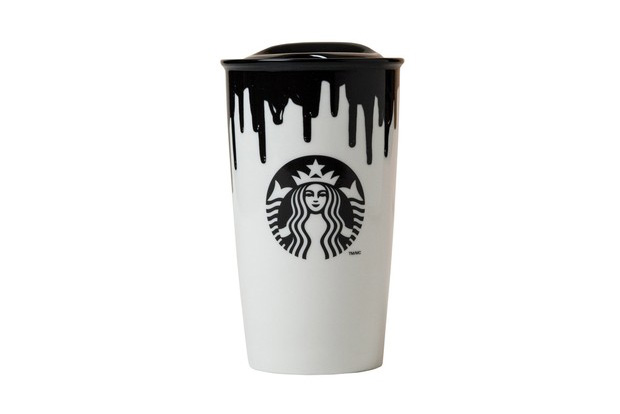 "Band of Outsiders x Starbucks ""Drip"" Mugs"