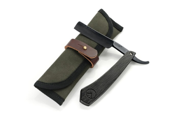 Baxter of California x Base Camp X Cut-Throat Razor