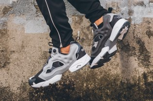 BEAMS x Reebok Instapump Fury 20th Anniversary