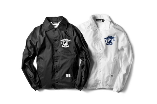 "BEDWIN & THE HEARTBREAKERS 2014 Summer ""Jill"" Coach Jacket"
