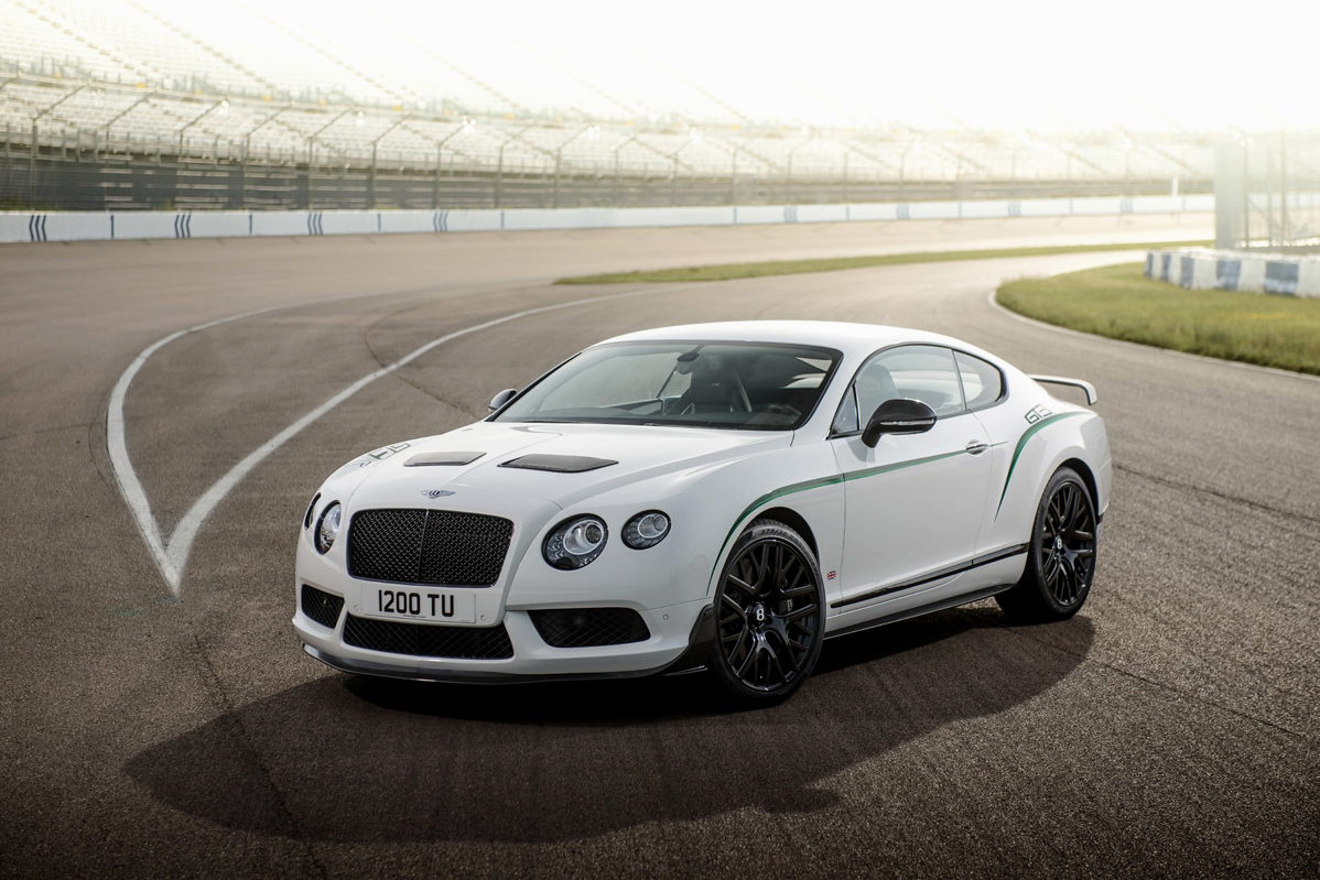 2015 Bentley GT3-R