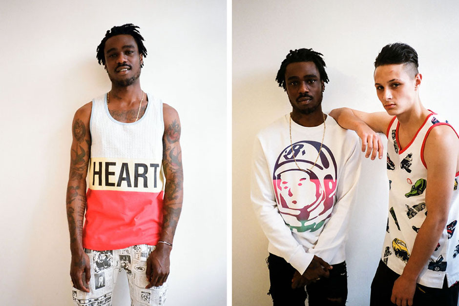 Billionaire Boys Club 2014 Summer Lookbook