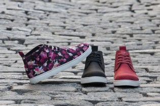 Black Scale 2014 Summer Footwear Collection
