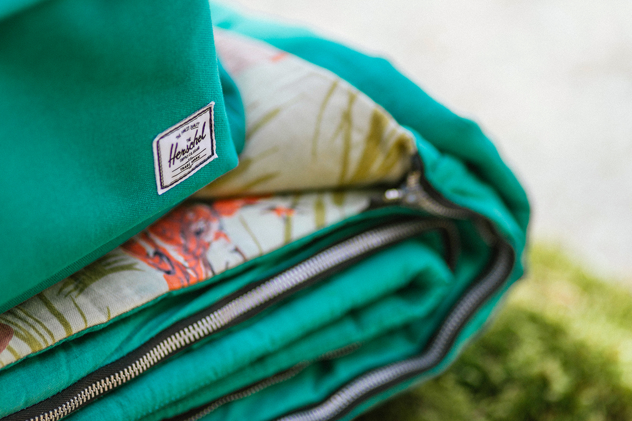 "Booooooom x Herschel Supply Co. Present ""Drawing On The Past"" Collection"