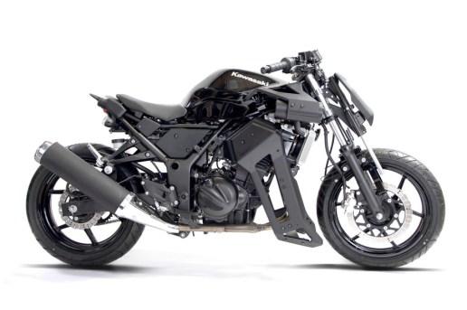 Brasse 31BLK Kawasaki Ninja Mod Kit