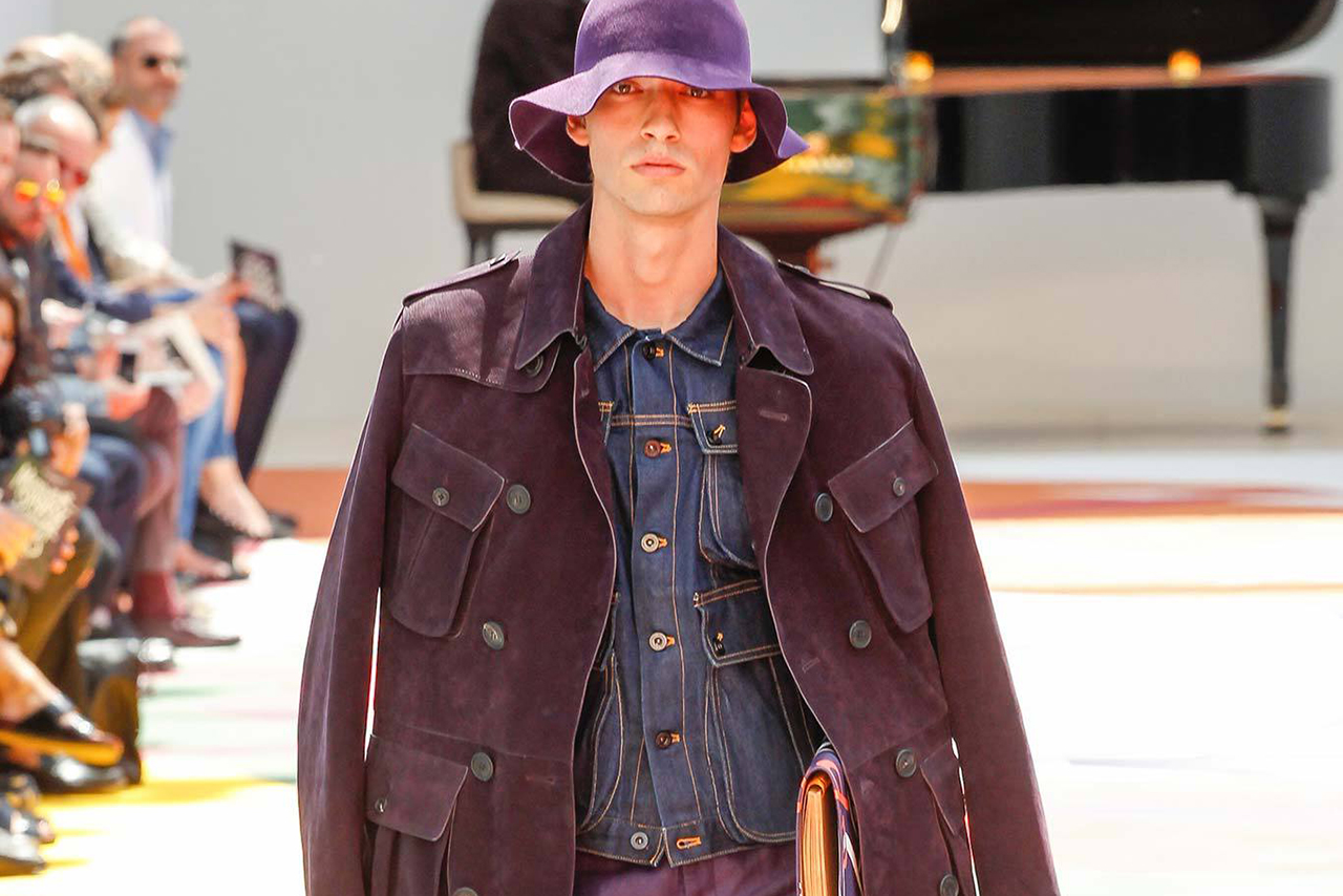 Burberry Prorsum 2015 Spring/Summer Collection