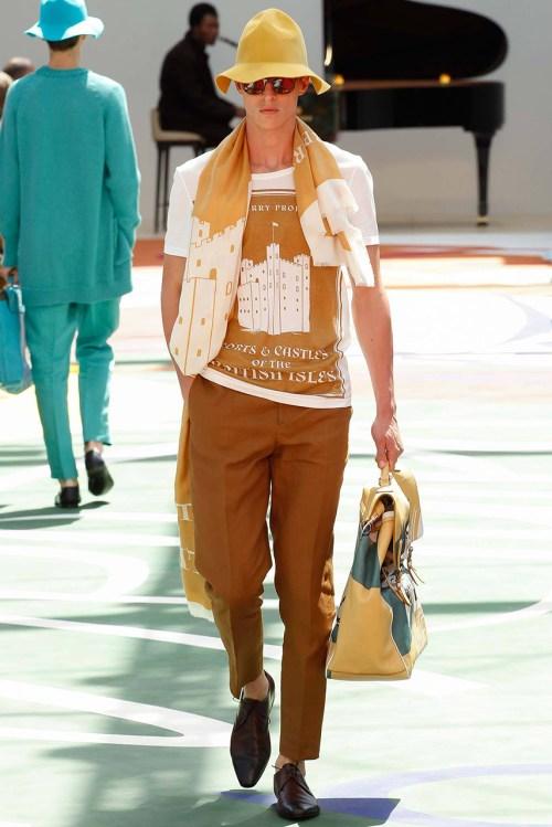 Burberry Prorsum 2015 Spring/Summer Collection