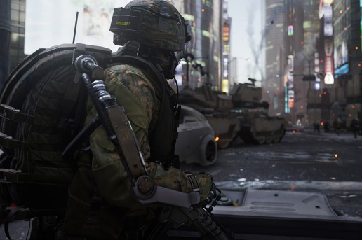 "Call of Duty: Advanced Warfare E3 ""Induction"" Gameplay Trailer"