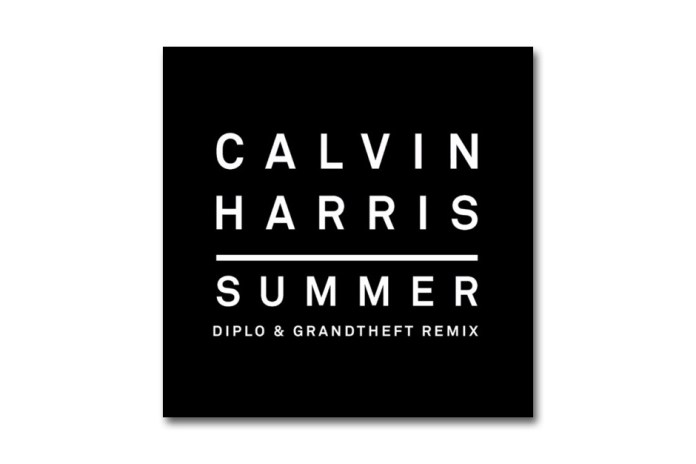 Calvin Harris – Summer (Diplo & Grandtheft Remix)