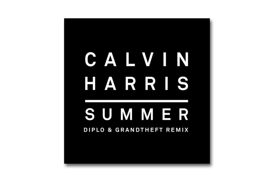 Calvin Harris – Summer (Diplo & Grandtheft Remix)