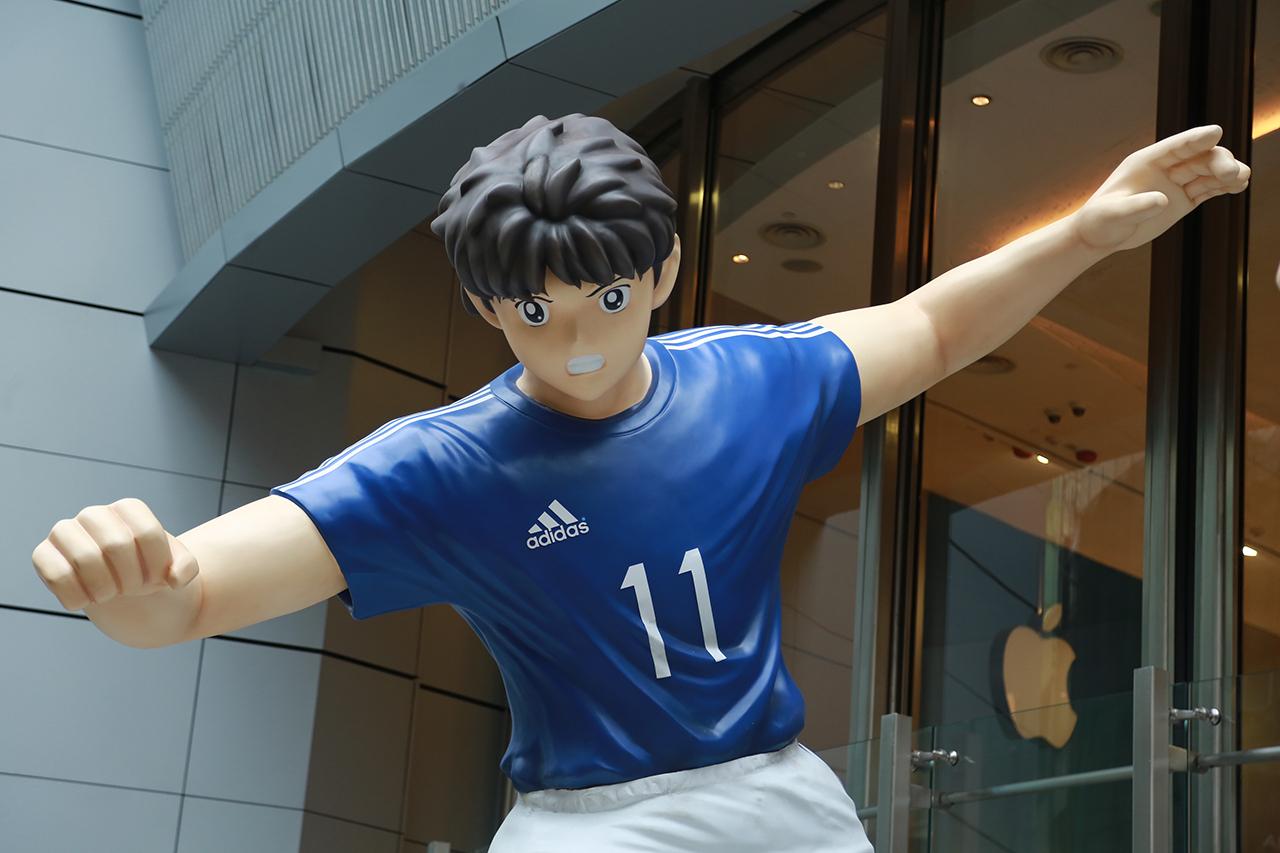"Captain Tsubasa x adidas ""Battlefield"" Exhibition Recap"