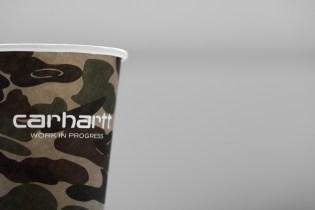 Carhartt WIP Camo Paper Cups