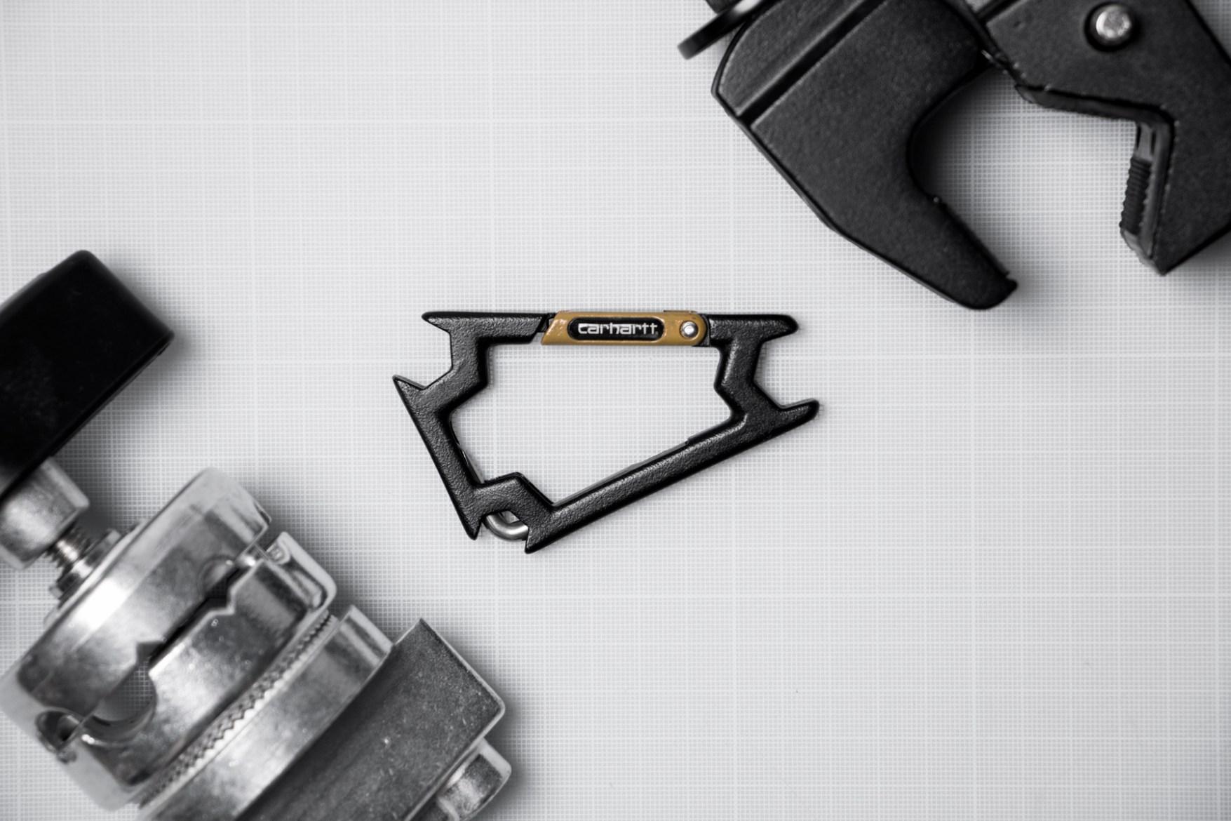 Carhartt WIP x Sk8ology Skateboard Tool Carabiner