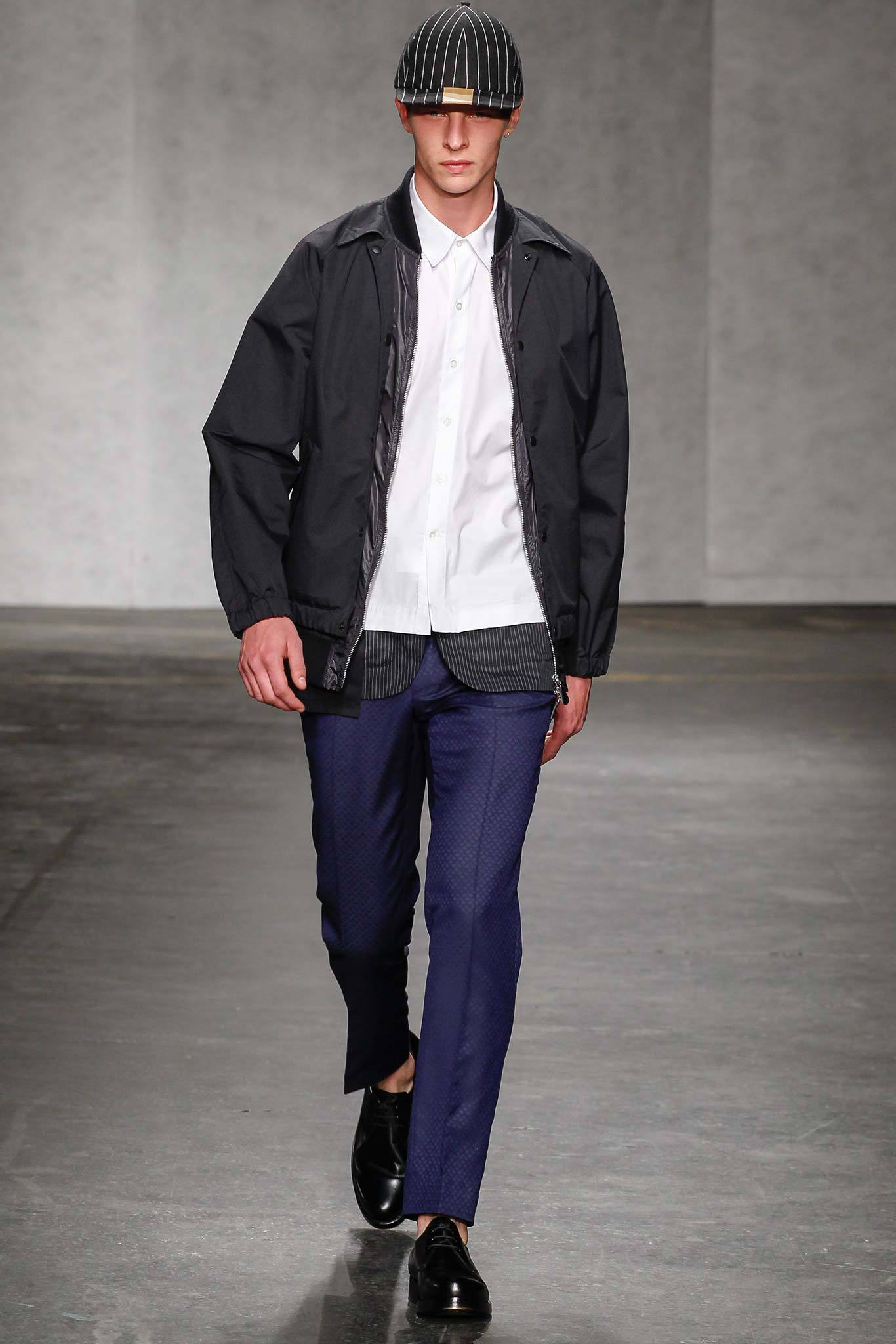 Casely-Hayford 2015 Spring/Summer Collection
