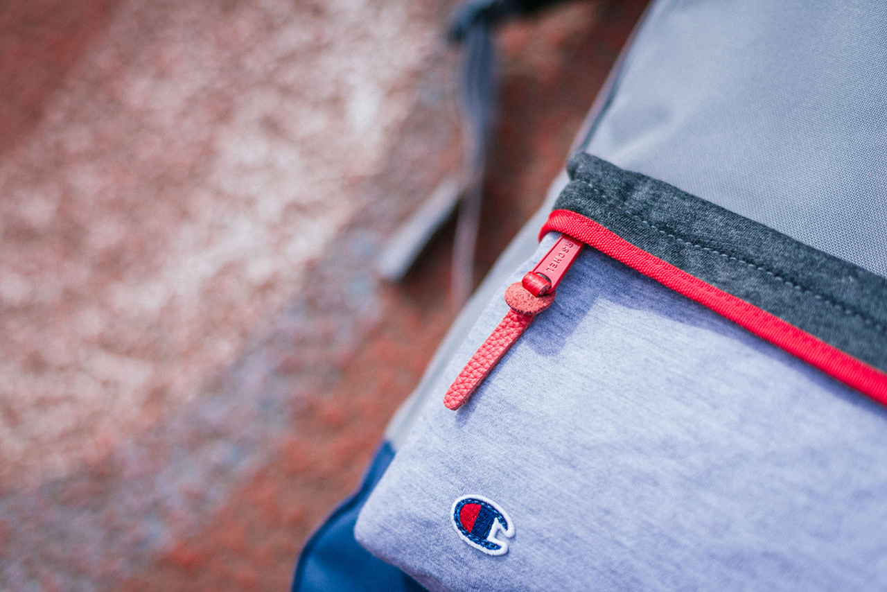 champion x herschel supply co 2014 capsule collection
