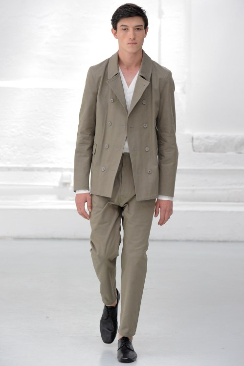 Christope Lemaire 2015 Spring/Summer Collection