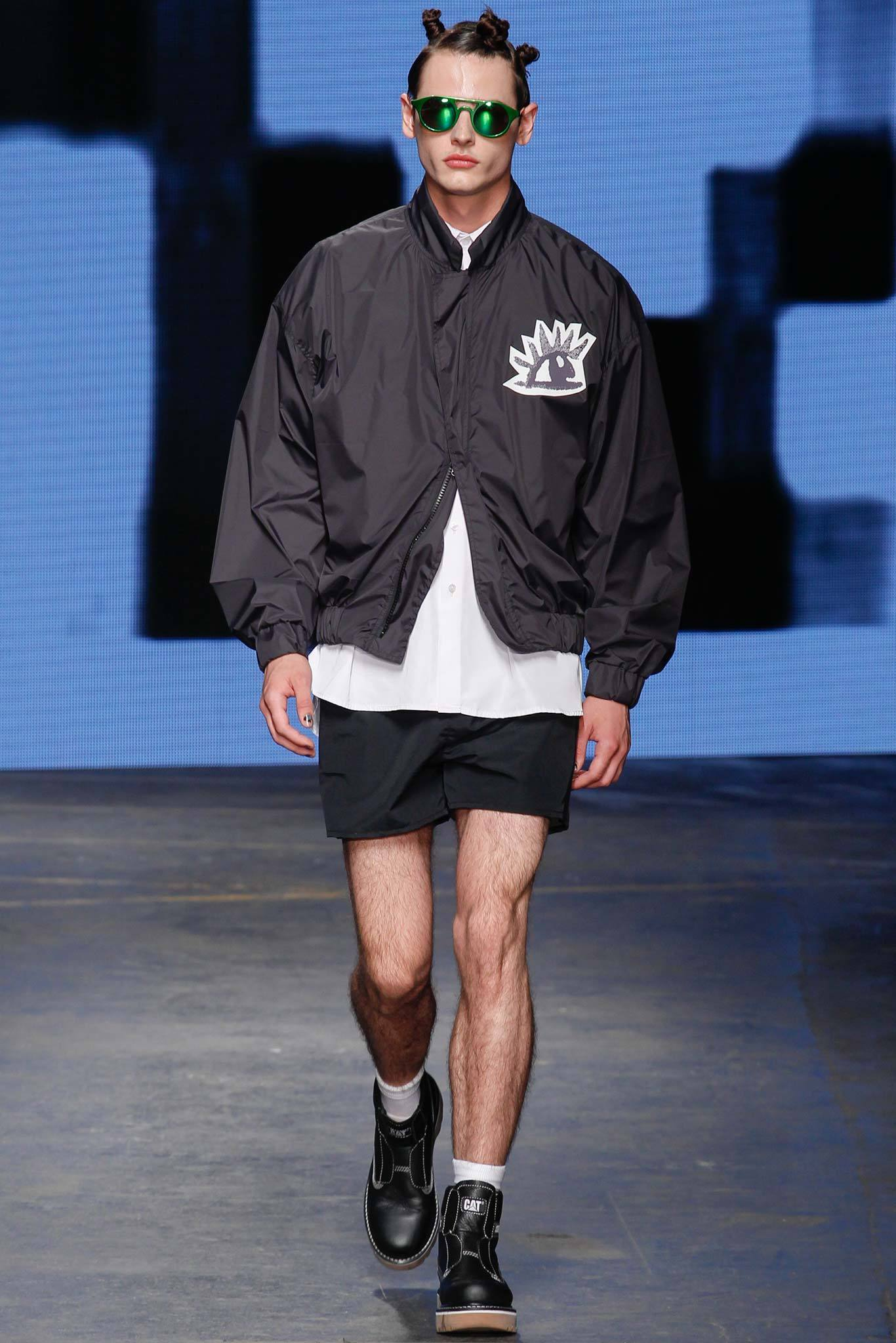 christopher shannon 2015 spring summer collection