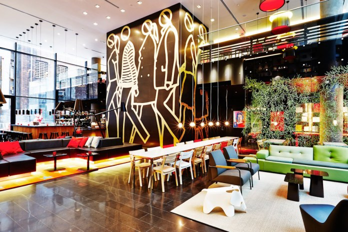 citizenM Times Square Hotel
