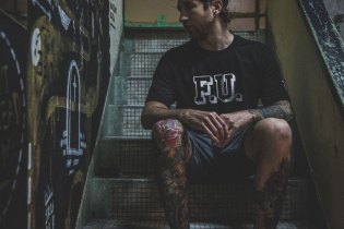 CLOT x FRANK151 2014 T-shirt Collection