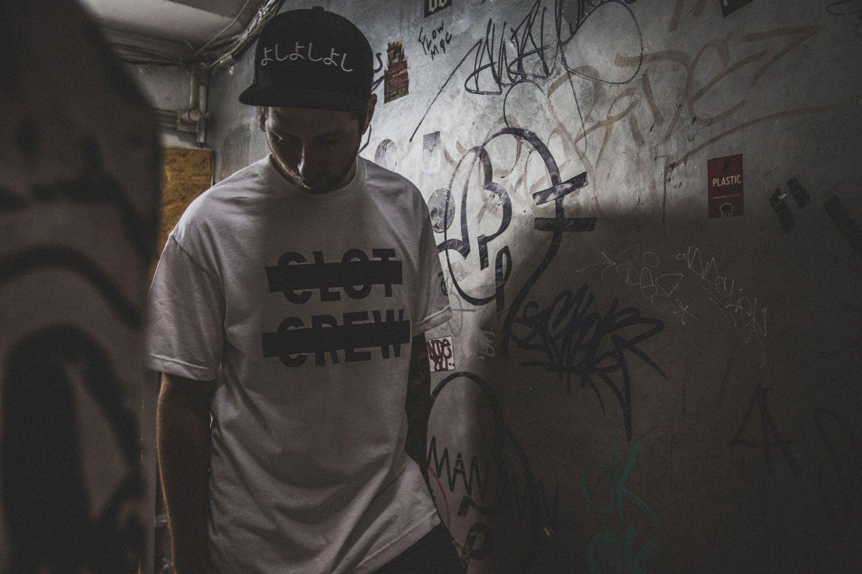 CLOT x FRANK151 2014 T-shirt Collection