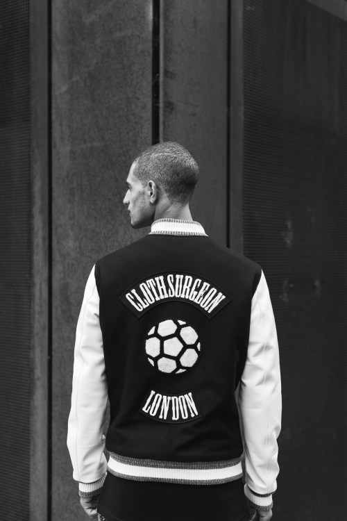 "Clothsurgeon FC ""Garrincha"" Collection"