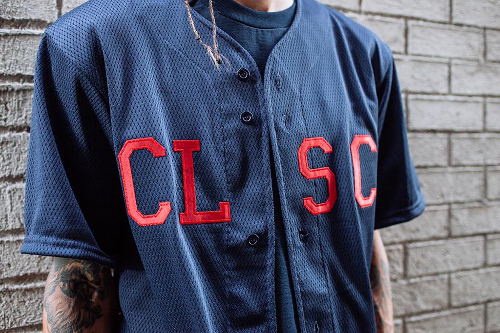 clsc x mltd 2014 summer baseball jersey