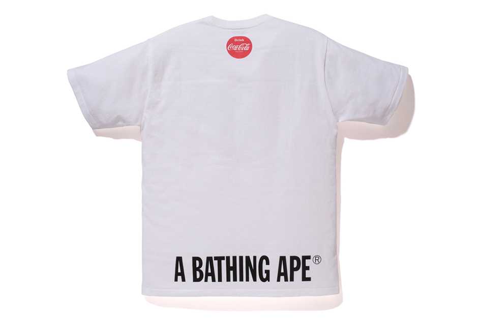 Coca-Cola x A Bathing Ape 2014 Capsule Collection