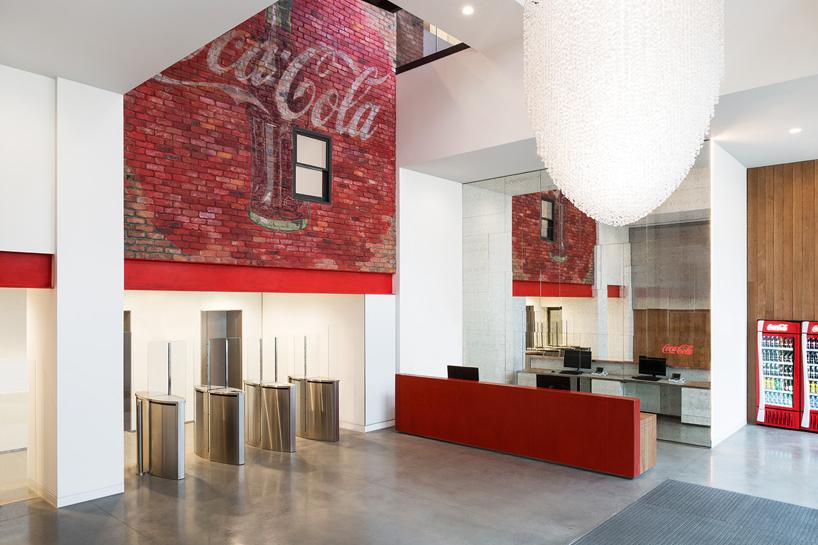 Coca-Cola UK Headquarters by MoreySmith