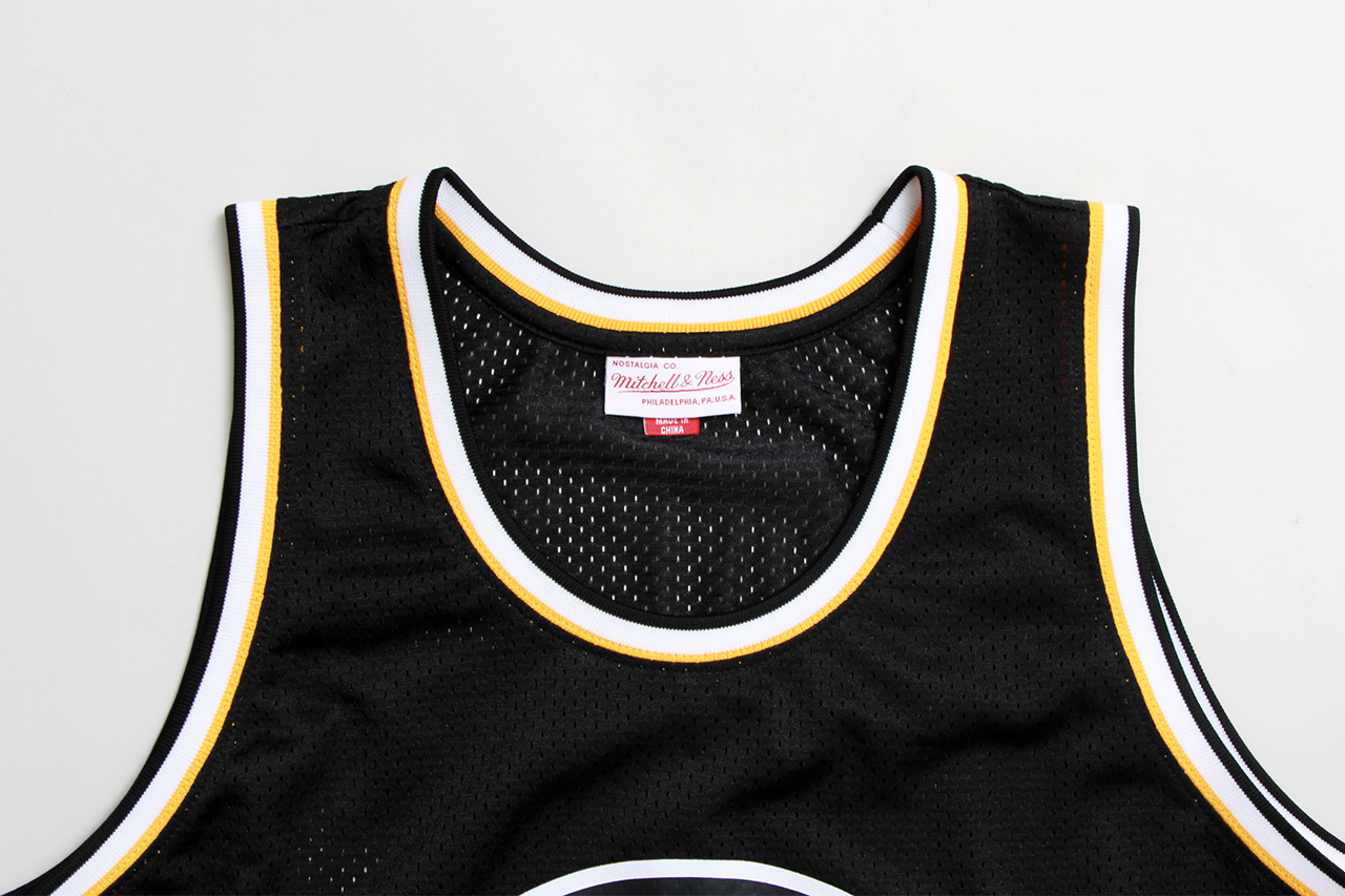 Concepts x Mitchell & Ness Boston Bruins Basketball Jersey
