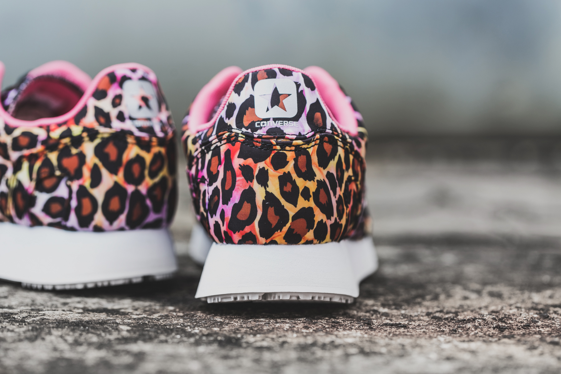 "A Closer Look at the Converse Auckland Racer ""Animal"" Pack"