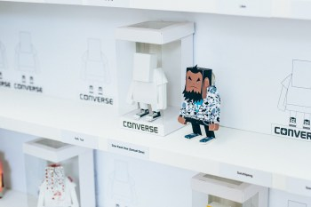 A Trip to Seoul to Check Out Converse's Upcoming 2014 Fall/Holiday Collection