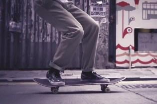Côte&Ciel Skates Hong Kong with its Coral Isar Rucksack