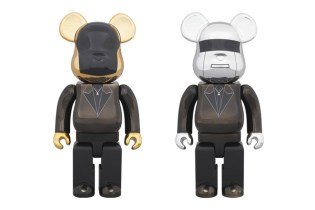 "Daft Punk x Medicom Toy ""Random Access Memories"" Bearbricks"