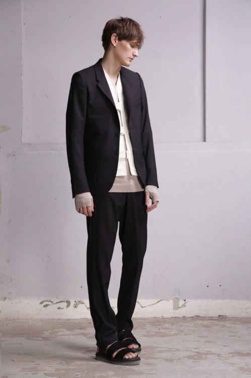 Damir Doma 2015 Spring Collection