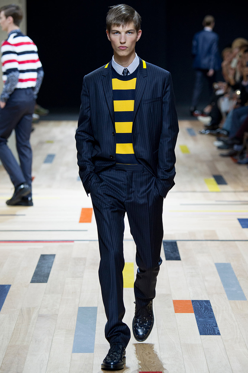 Dior Homme 2015 Spring/Summer Collection