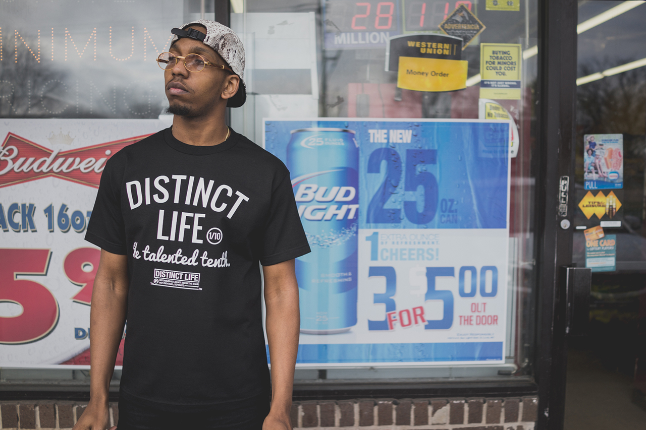 Distinct Life Dry Goods 2014 Summer Collection