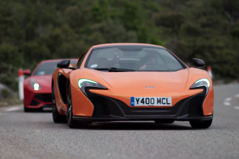 /DRIVE Takes Three Supercars the Long Way to Monaco