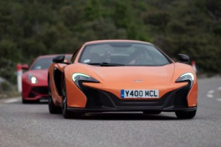 /DRIVE Takes Three Supercars the Long Way to Monaco