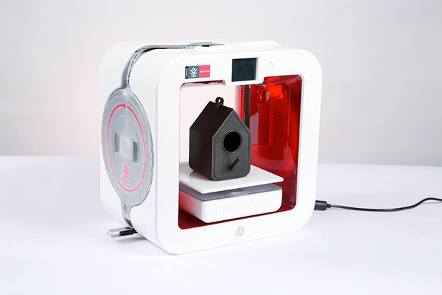 Ekocycle Cube 3D Printer
