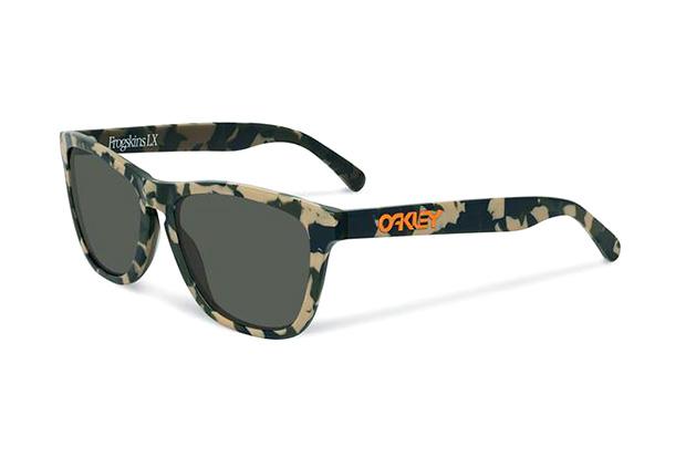 Eric Koston x Oakley Frogskins LX