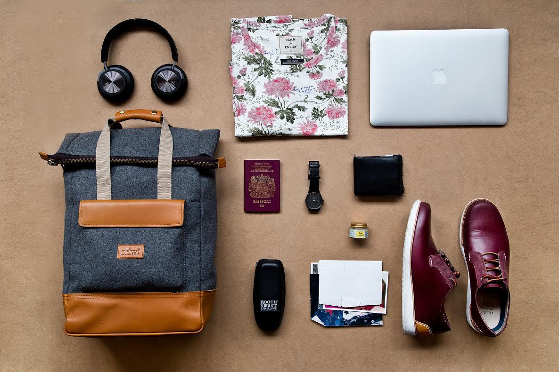 Essentials: Stephen Gill of ohw? Footwear