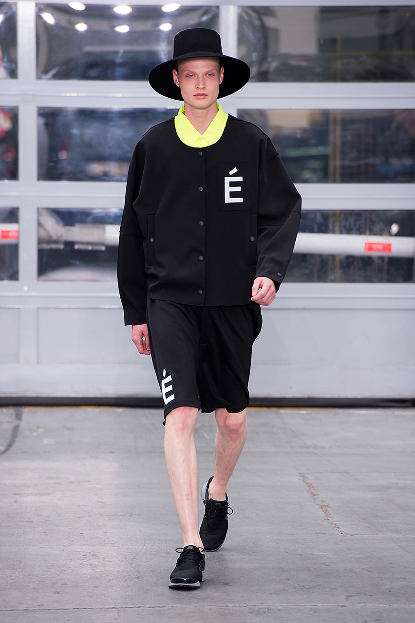 Études 2015 Spring/Summer Collection